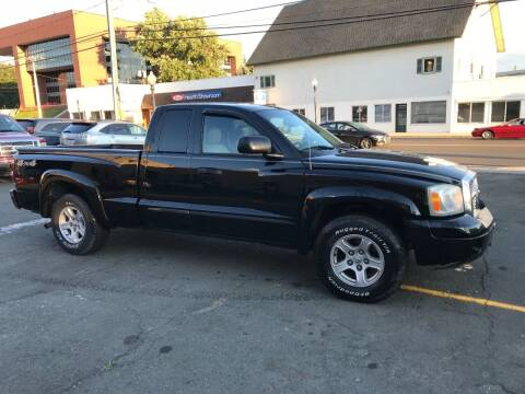 2005 Dodge Dakota for sale at Techno Motors in Danbury CT