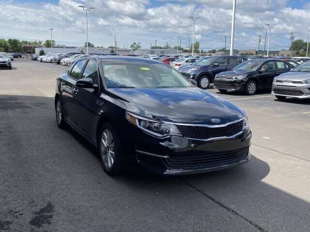 2018 Kia Optima for sale in Clinton Township, MI