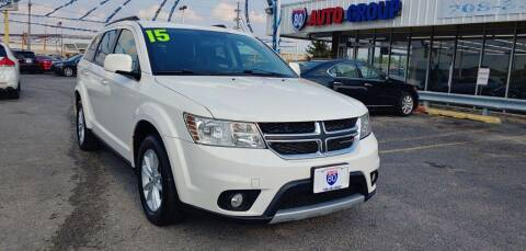 2015 Dodge Journey for sale at I-80 Auto Sales in Hazel Crest IL