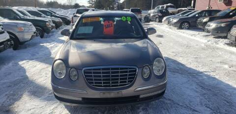 2008 Kia Amanti for sale at Hwy 13 Motors in Wisconsin Dells WI