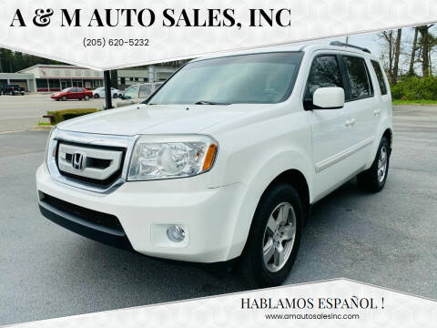 2010 Honda Pilot for sale at A & M Auto Sales, Inc in Alabaster AL