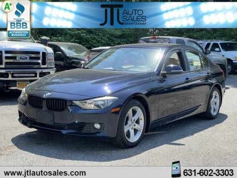 2013 BMW 3 Series for sale at JTL Auto Inc in Selden NY