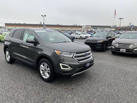 2017 Ford Edge for sale at King Motors featuring Chris Ridenour in Martinsburg WV