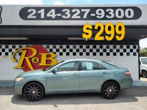 2007 Toyota Camry for sale at www.rnbfinance.com in Dallas TX