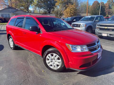 2016 Dodge Journey for sale at Bob Walters Linton Motors in Linton IN
