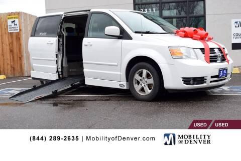 2008 Dodge Grand Caravan for sale at CO Fleet & Mobility in Denver CO