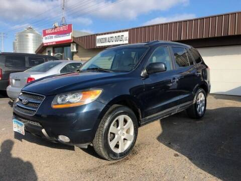 2007 Hyundai Santa Fe for sale at WINDOM AUTO OUTLET LLC in Windom MN