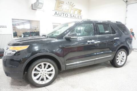 2014 Ford Explorer for sale at Elite Auto Sales in Ammon ID
