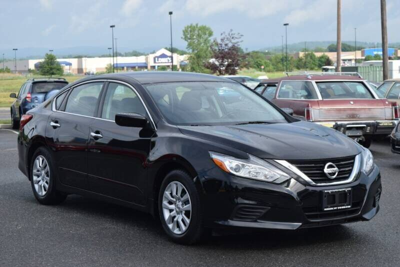 2017 Nissan Altima for sale at Broadway Motor Car Inc. in Rensselaer NY