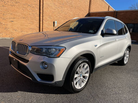 2016 BMW X3 for sale at Vantage Auto Group - Vantage Auto Wholesale in Lodi NJ