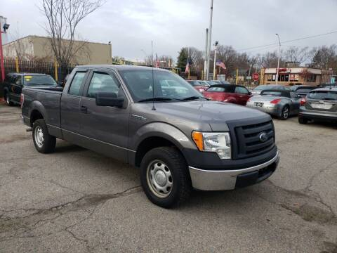 2010 Ford F-150 for sale at Automotive Center in Detroit MI