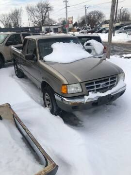 2003 Ford Ranger for sale at Prospect Auto Mart in Peoria IL
