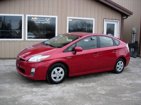 2010 Toyota Prius for sale at Greg Vallett Auto Sales in Steeleville IL