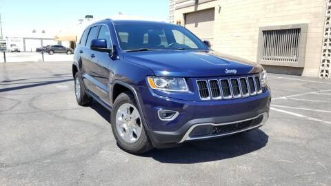 2014 Jeep Grand Cherokee for sale at EXPRESS AUTO GROUP in Phoenix AZ