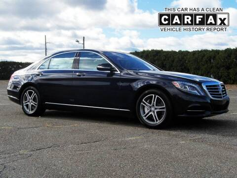 2016 Mercedes-Benz S-Class for sale at Atlantic Car Company in East Windsor CT