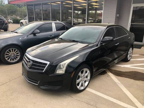 2013 Cadillac ATS for sale at A & K Auto Sales in Mauldin SC