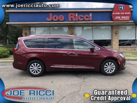 2019 Chrysler Pacifica for sale at JOE RICCI AUTOMOTIVE in Clinton Township MI