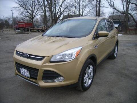 2014 Ford Escape for sale at HALL OF FAME MOTORS in Rittman OH