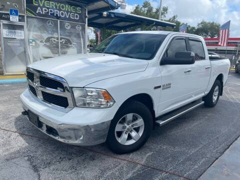 2018 RAM Ram Pickup 1500 for sale at CHASE MOTOR in Miami FL