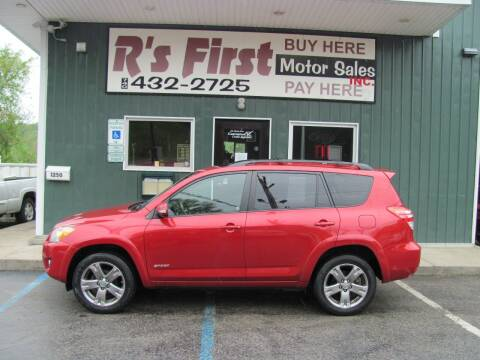 2010 Toyota RAV4 for sale at R's First Motor Sales Inc in Cambridge OH