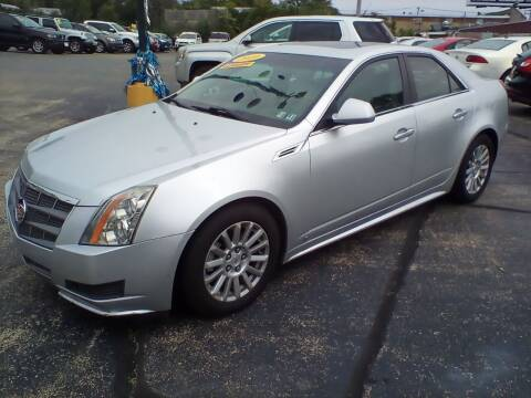 2010 Cadillac CTS for sale at Smart Buy Auto in Bradley IL