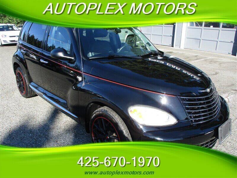2005 Chrysler PT Cruiser for sale at Autoplex Motors in Lynnwood WA