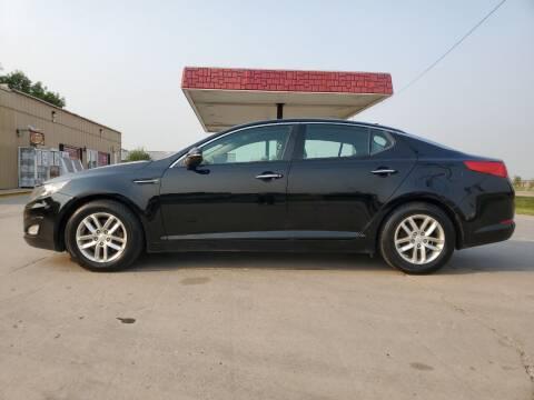2012 Kia Optima for sale at Dakota Auto Inc. in Dakota City NE