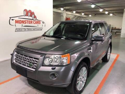 2010 Land Rover LR2 for sale at Monster Cars in Pompano Beach FL