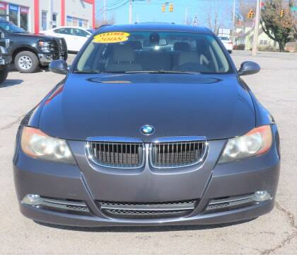 2008 BMW 3 Series for sale at RIVERSIDE CUSTOM AUTOMOTIVE in Mc Minnville TN