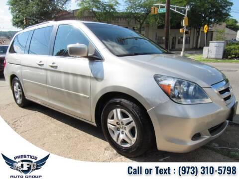 2006 Honda Odyssey for sale at MFG Prestige Auto Group in Paterson NJ