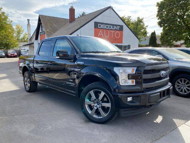 2017 Ford F-150 for sale at Discount Auto Brokers Inc. in Lehi UT