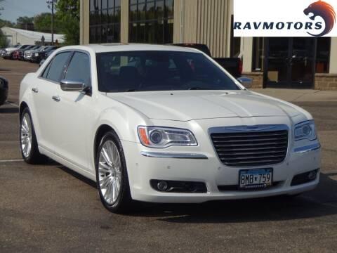 2014 Chrysler 300 for sale at RAVMOTORS 2 in Crystal MN