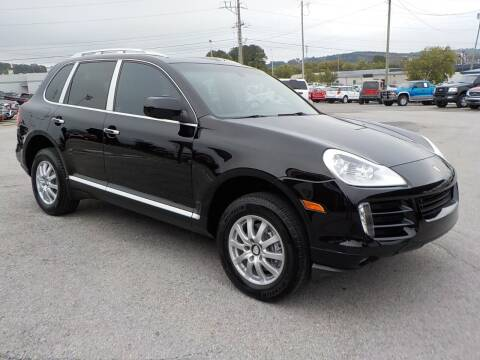 2009 Porsche Cayenne for sale at C & C MOTORS in Chattanooga TN