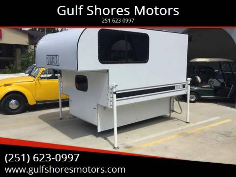 2018 Eureka Slide Inn for sale at Gulf Shores Motors in Gulf Shores AL