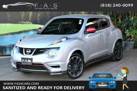 2013 Nissan JUKE for sale at Best Car Buy in Glendale CA