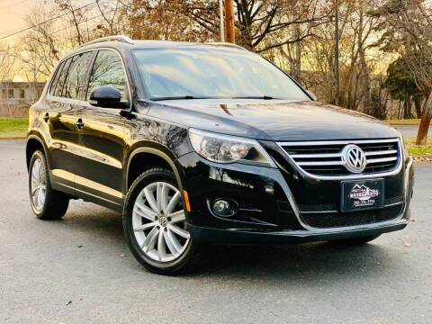2011 Volkswagen Tiguan for sale at Boise Auto Group in Boise ID
