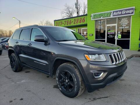 2015 Jeep Grand Cherokee for sale at Empire Auto Group in Indianapolis IN