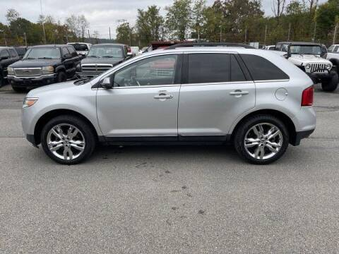 2011 Ford Edge for sale at FUELIN FINE AUTO SALES INC in Saylorsburg PA