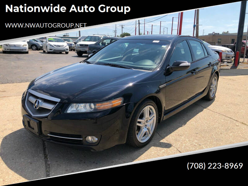 2007 Acura TL for sale at Nationwide Auto Group in Melrose Park IL