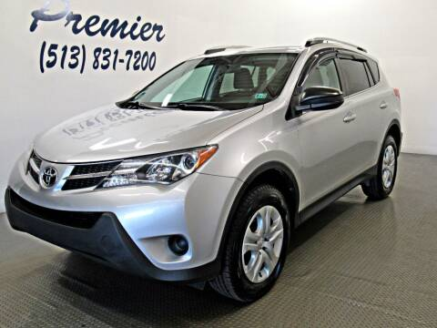 2014 Toyota RAV4 for sale at Premier Automotive Group in Milford OH