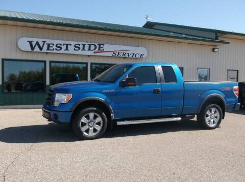 2010 Ford F-150 for sale at West Side Service in Auburndale WI