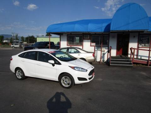 2017 Ford Fiesta for sale at Jim's Cars by Priced-Rite Auto Sales in Missoula MT