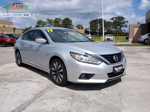 2017 Nissan Altima for sale at GATOR'S IMPORT SUPERSTORE in Melbourne FL
