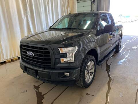 2017 Ford F-150 for sale at FAST LANE AUTOS in Spearfish SD