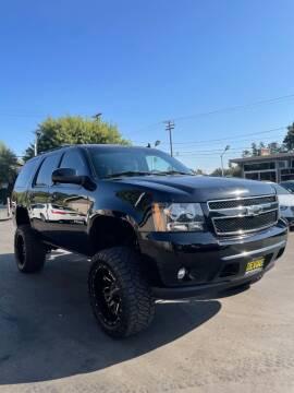 2013 Chevrolet Tahoe for sale at Devine Auto Sales in Modesto CA