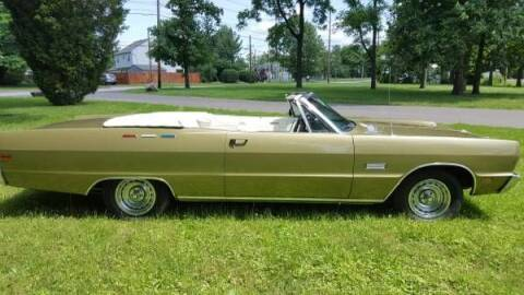 1969 Plymouth Sport Fury for sale at Classic Car Deals in Cadillac MI