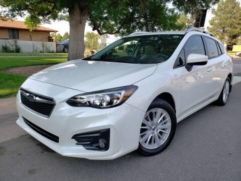 2017 Subaru Impreza for sale at Auto Brokers in Sheridan CO
