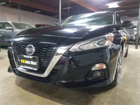 2019 Nissan Altima for sale at 916 Auto Mart ONLY $399 DOWN!!!* in Sacramento CA