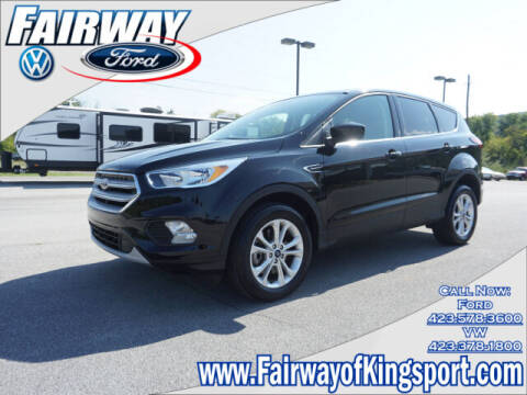 2019 Ford Escape for sale at Fairway Volkswagen in Kingsport TN