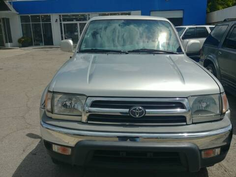 2000 Toyota 4Runner for sale at Lincoln County Automotive in Fayetteville TN